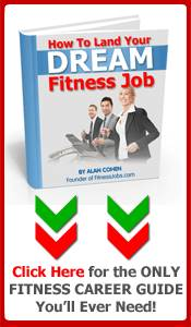 How to Land Your Dream Fitness Job!
