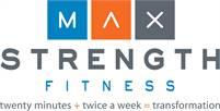 MaxStrength Fitness Jeff Tomaszewski