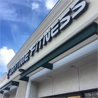 Anytime Fitness brandon borden